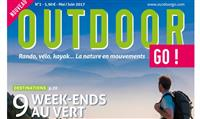 MEDIA : OutdoorGo, le nouveau magazine des sports de nature